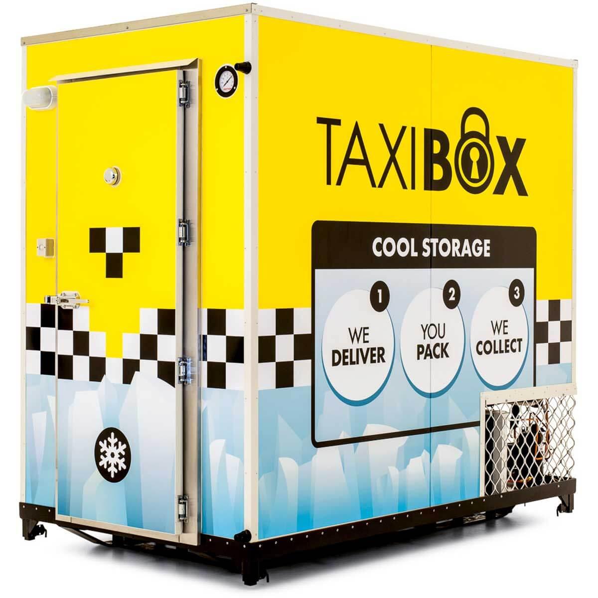 TAXIBOX Cool Storage