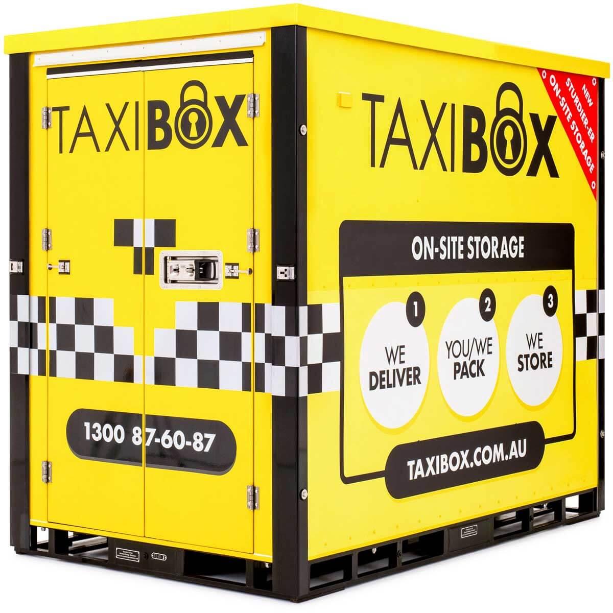 TAXIBOX On-site Storage