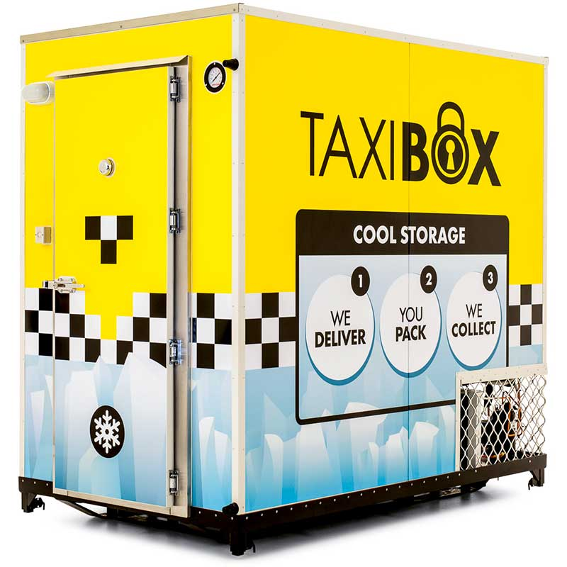 TAXIBOX Cool Storage