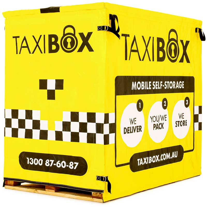 TAXIBOX Mobile Storage
