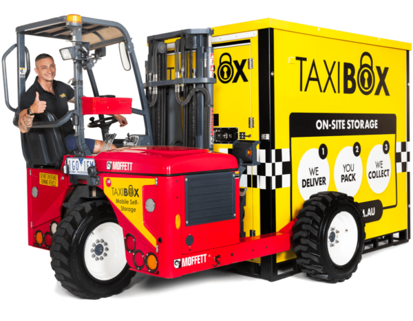 TAXIBOX On-site forklift