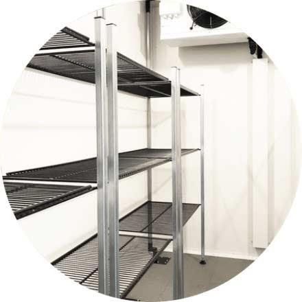 Shelves? Got it. Trolleys? Sure thing.