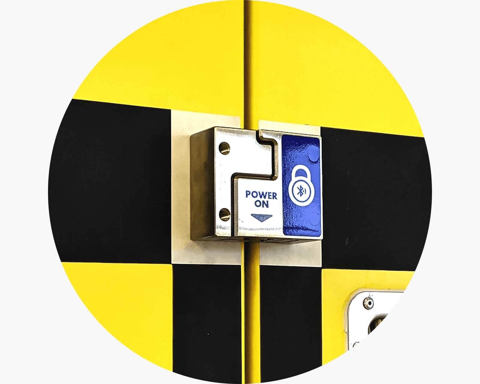 TAXIBOX Bluetooth locks