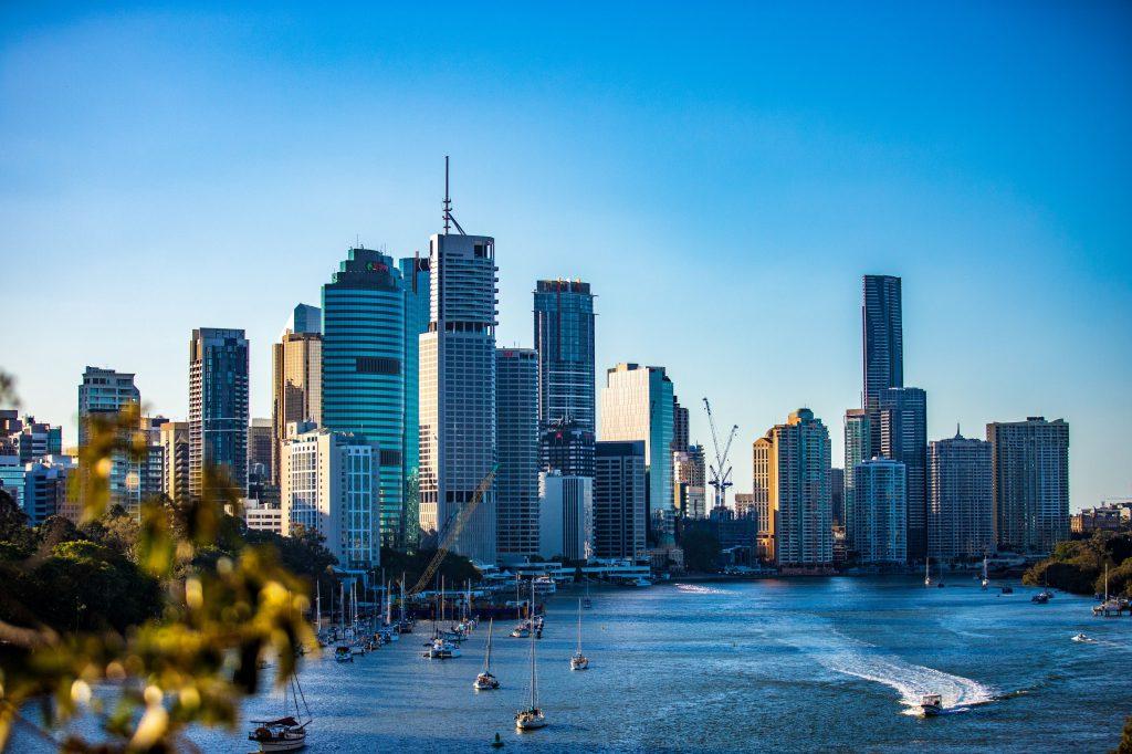 Brisbane city (your next destination?)